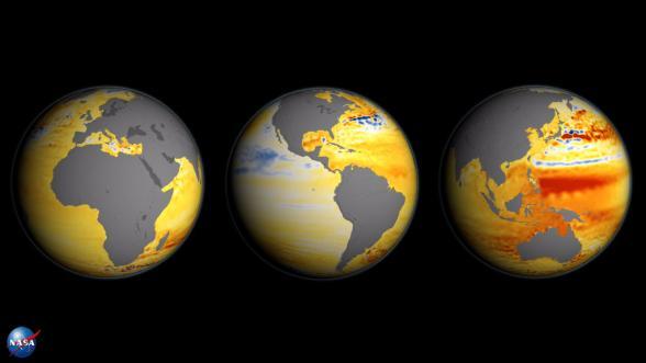 Il livello degli oceani e dei mari si è alzato di 8 centimetri negli ultimi 23 anni