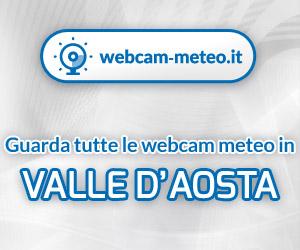 Webcam Valle d'Aosta